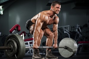 Lower back pain from deadlifting