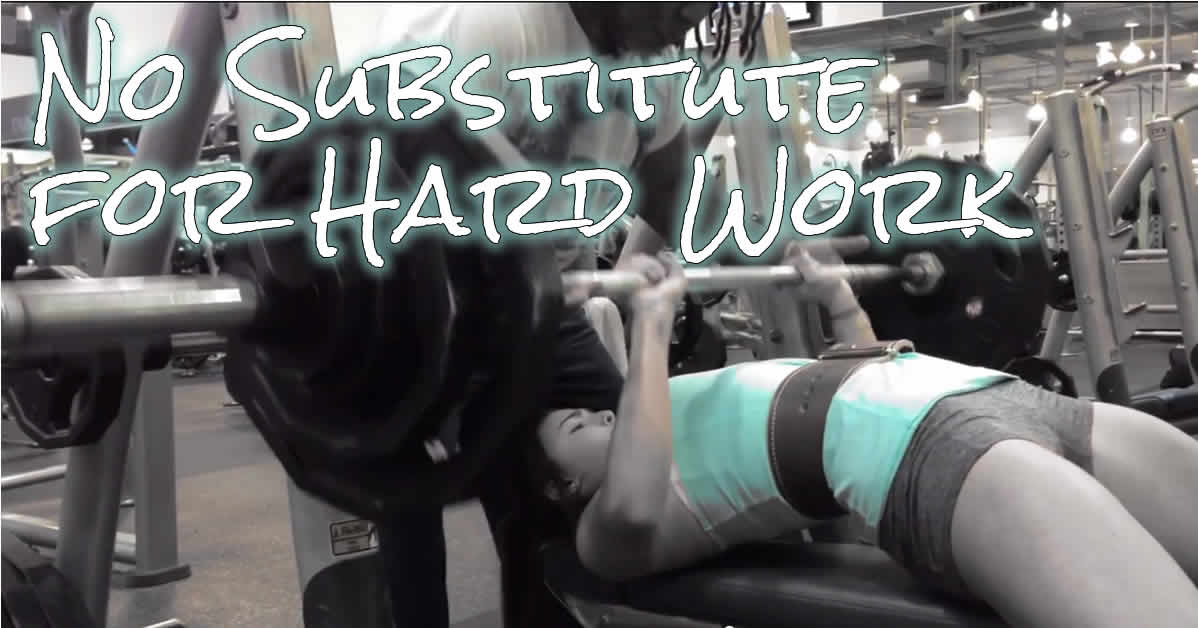 Fitness motivation for girls and female power lifting