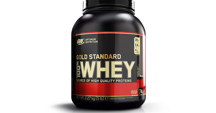 Gold Standard Double Rich Chocolate Whey Protein
