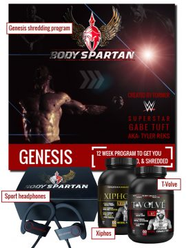 Body Spartan Genesis Bundle