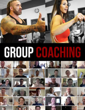 Body Spartan Group Coaching